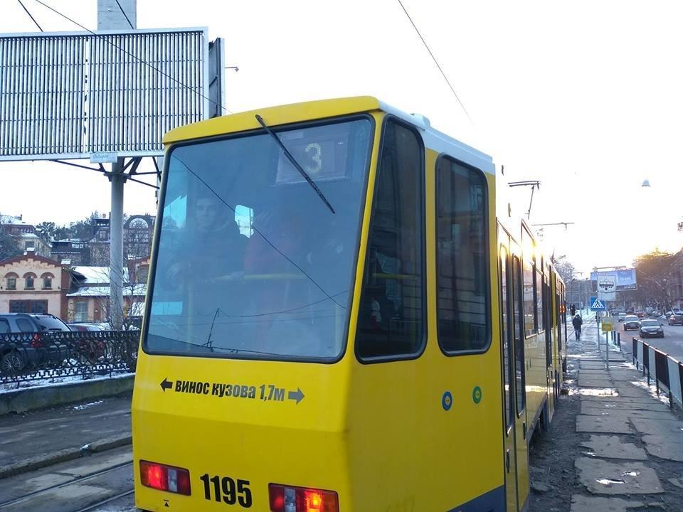 На вулицях Львова вже курсують 8 трамваїв з Берліну , фото-1, Фото: Олег Береза