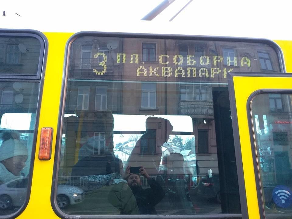 На вулицях Львова вже курсують 8 трамваїв з Берліну , фото-3, Фото: Олег Береза
