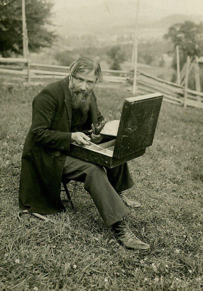 Олекса Новаківський: самобутній український художник і педагог, фото-6