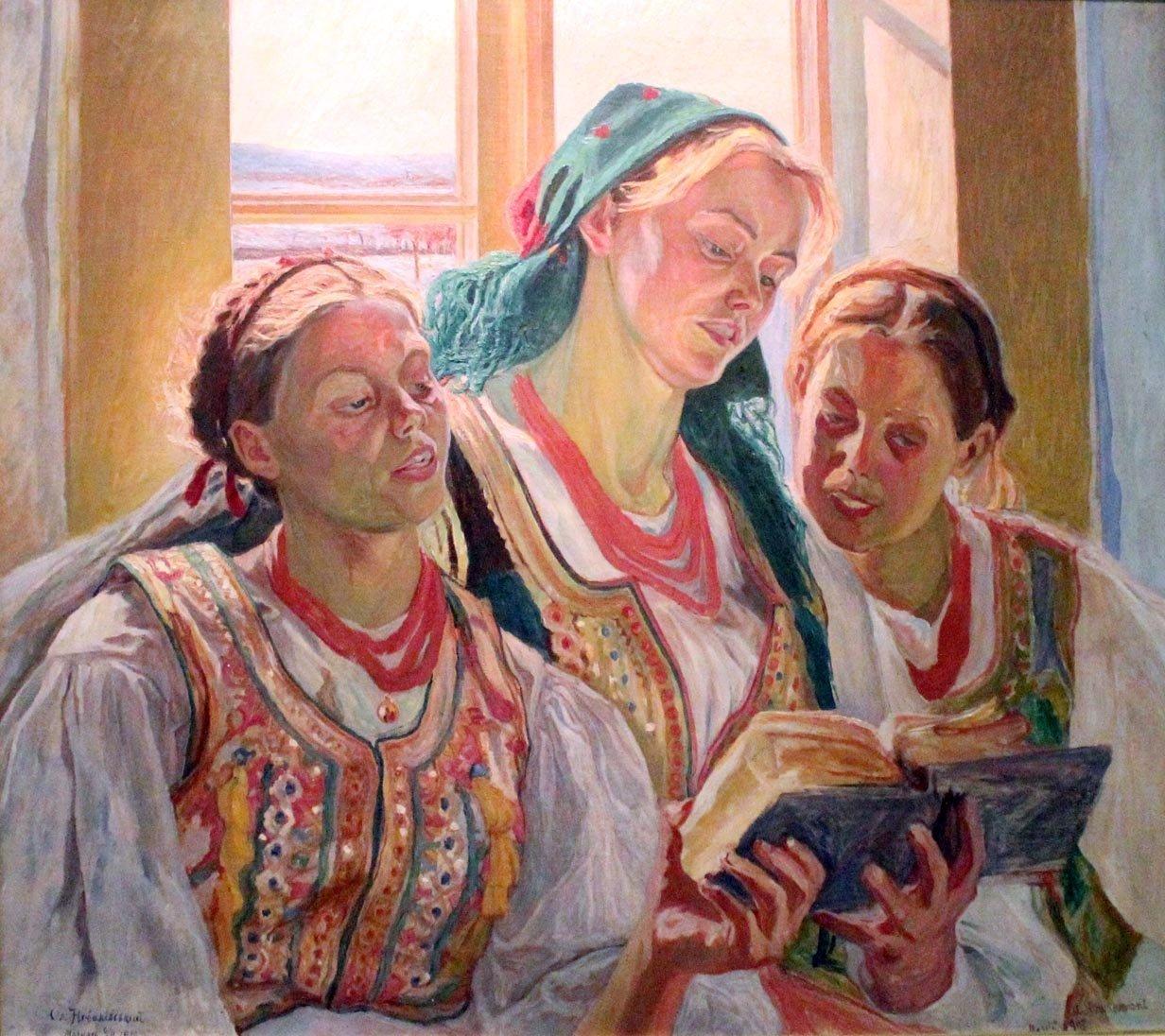 Олекса Новаківський: самобутній український художник і педагог, фото-2