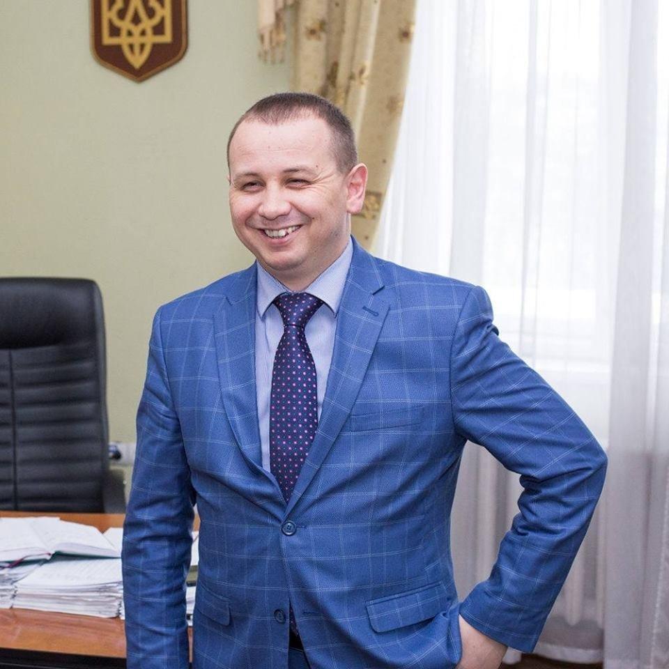На фото Роман Филипів - Фото з Фейсбук сторінки Романа Филипіва