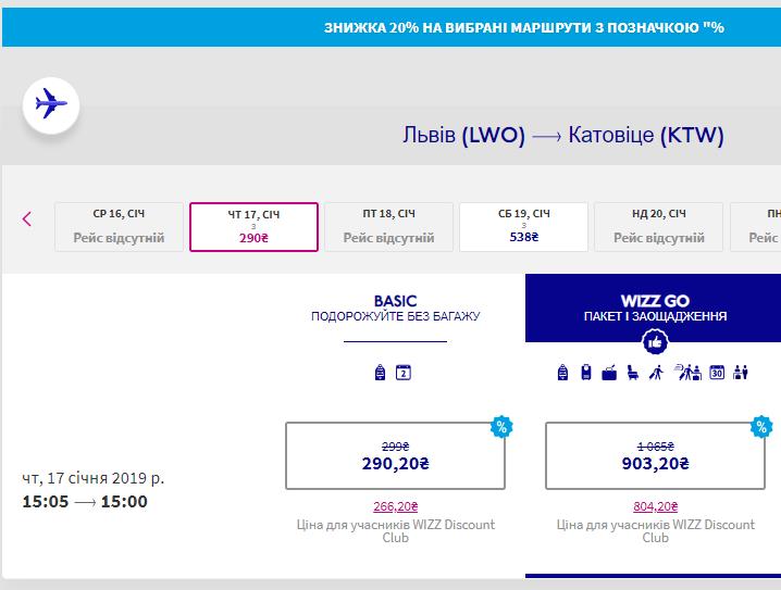 Wizz Air розпродає квитки зі Львова зі знижкою 20%: де придбати, фото-1