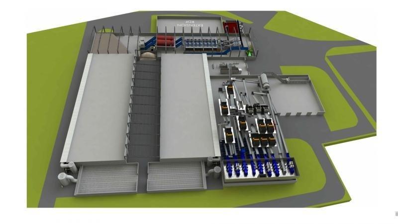 До кінця тижня у Львові оголосять шорт-лист компаній, які зголосились будувати сміттєпереробний завод, фото-1, Візуалізація: ЛМР