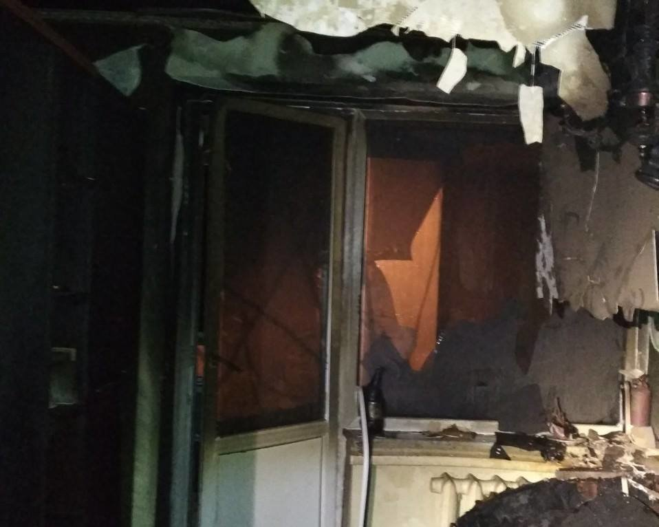 В результаті пожежі в житловому будинку на Сихові загинула 61-річна жінка, - ФОТО, фото-2, Фото прес-служби ГУ ДСНС України у Львівській області
