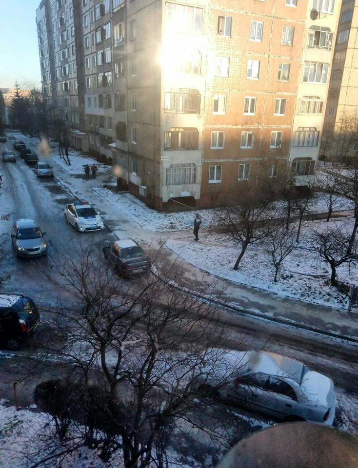 У Львові після падіння з 9-го поверху розбилася 25-річна жінка, фото-1, Фото: Ігор Зінкевич/Facebook.com