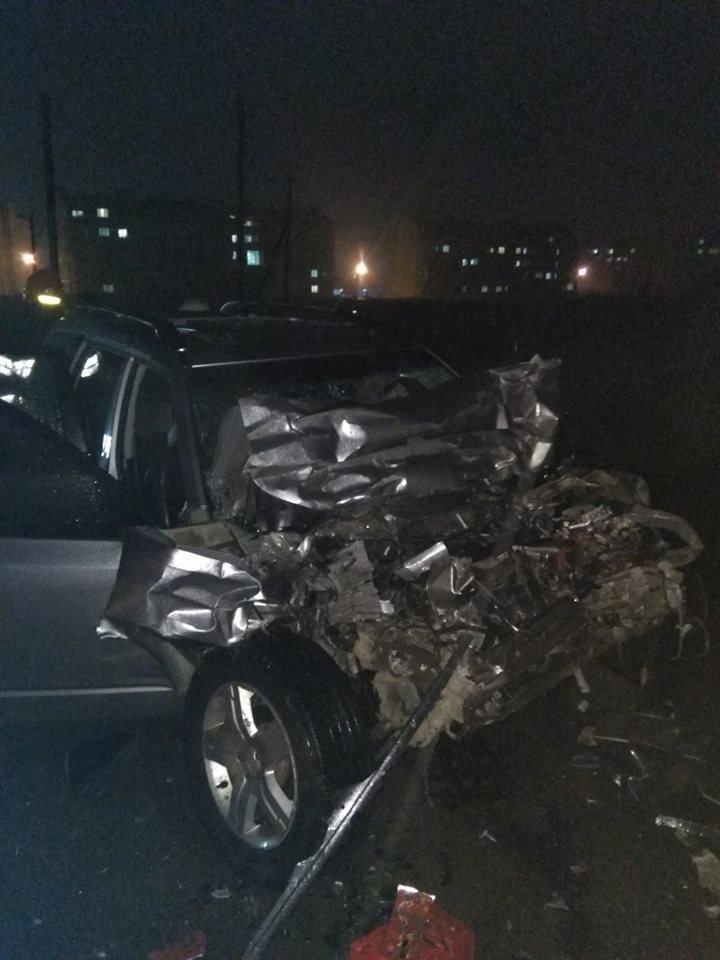 На Львівщині легковик зіткнувся з вантажівкою: є загиблі. Фото з місця аварії , фото-1, Фото: Радехів online/Facebook.com