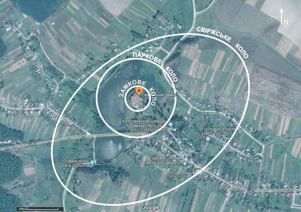 Свірзький замок: як планують ревіталізувати 500-річну пам'ятку, фото-1