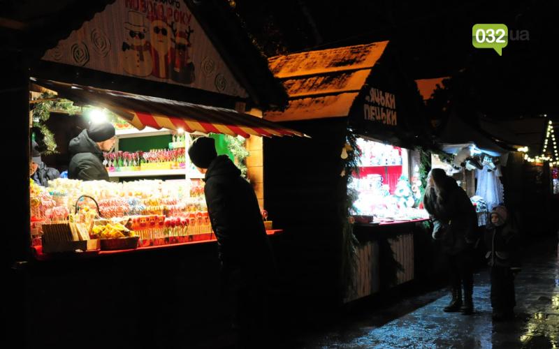 У Львові відкрився Різдвяний ярмарок 2019, - ФОТО, фото-9