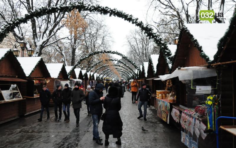 У Львові відкрився Різдвяний ярмарок 2019, - ФОТО, фото-2