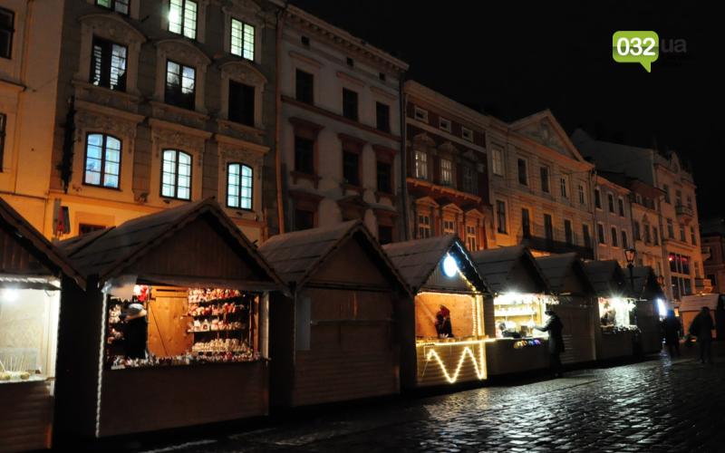 У Львові відкрився Різдвяний ярмарок 2019, - ФОТО, фото-6