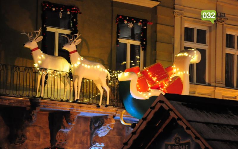 У Львові відкрився Різдвяний ярмарок 2019, - ФОТО, фото-7