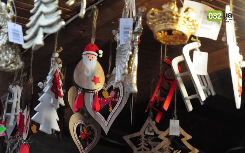 У Львові відкрився Різдвяний ярмарок 2019, - ФОТО, фото-1