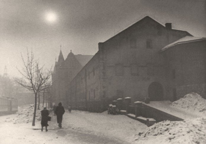 Метрові снігові замети: якою колись була зима у Львові, - ФОТО, фото-6