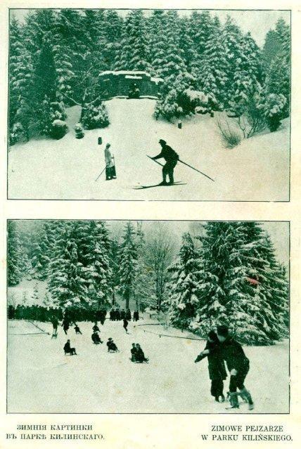 Метрові снігові замети: якою колись була зима у Львові, - ФОТО, фото-4