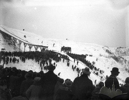 Метрові снігові замети: якою колись була зима у Львові, - ФОТО, фото-7