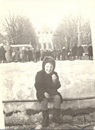 Метрові снігові замети: якою колись була зима у Львові, - ФОТО, фото-8