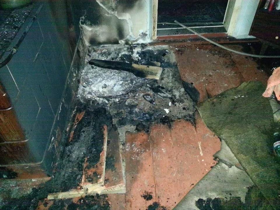 На Яворівщині під час пожежі у будинку загинув 77-річний чоловік, фото-1