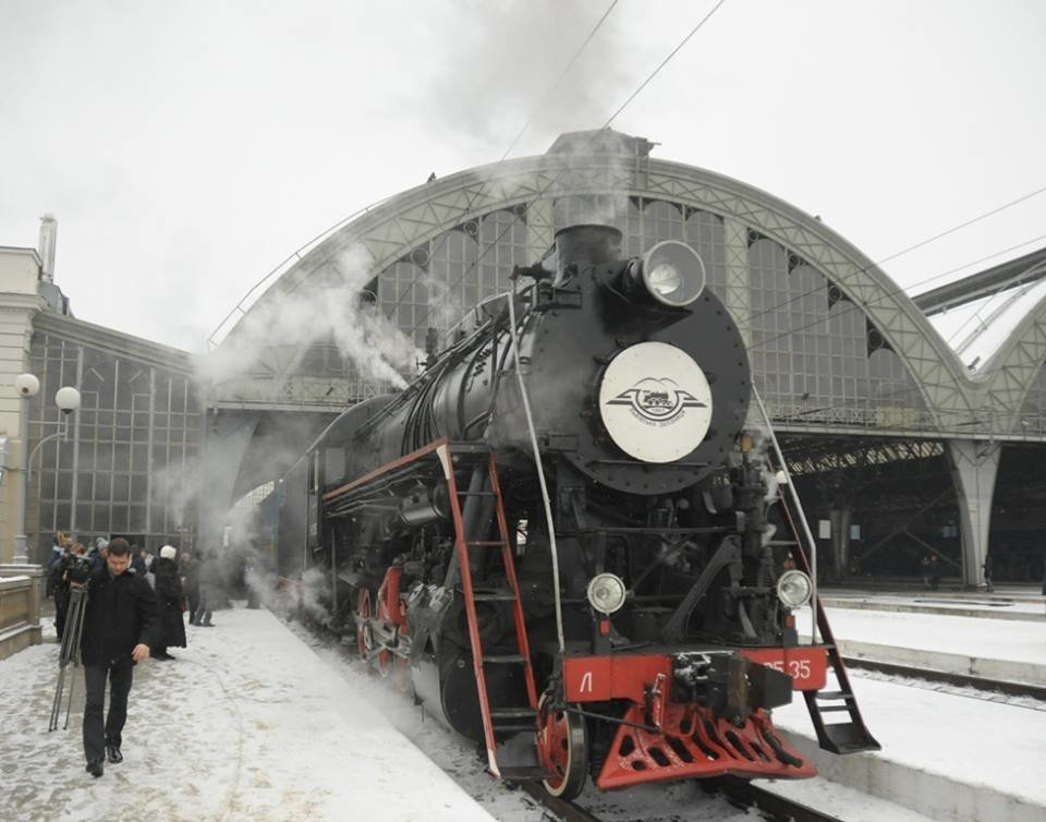 Зі Львова курсуватиме ретро-поїзд: графік та ціни на квитки, фото-1, Фото: Львівська залізниця/Facebook.com
