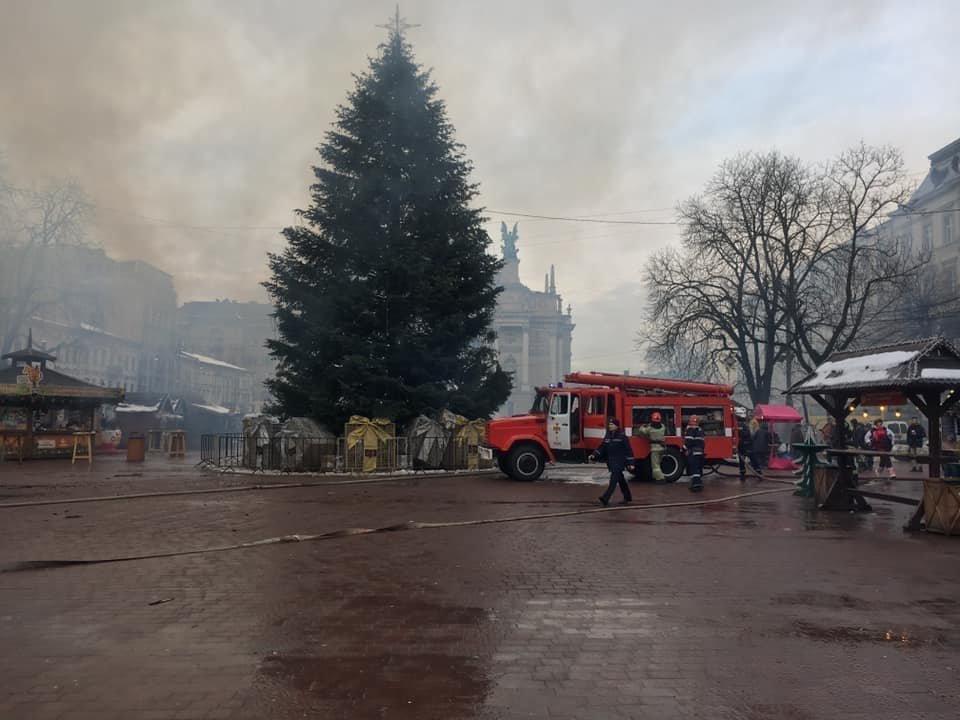 У центрі Львова вибухнув газовий балон: є постраждалі, - ФОТО, фото-7