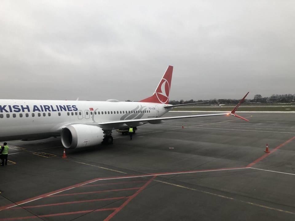 Львівський аеропорт вперше зустрів новий  BOEING 737-8 MAX, фото-4