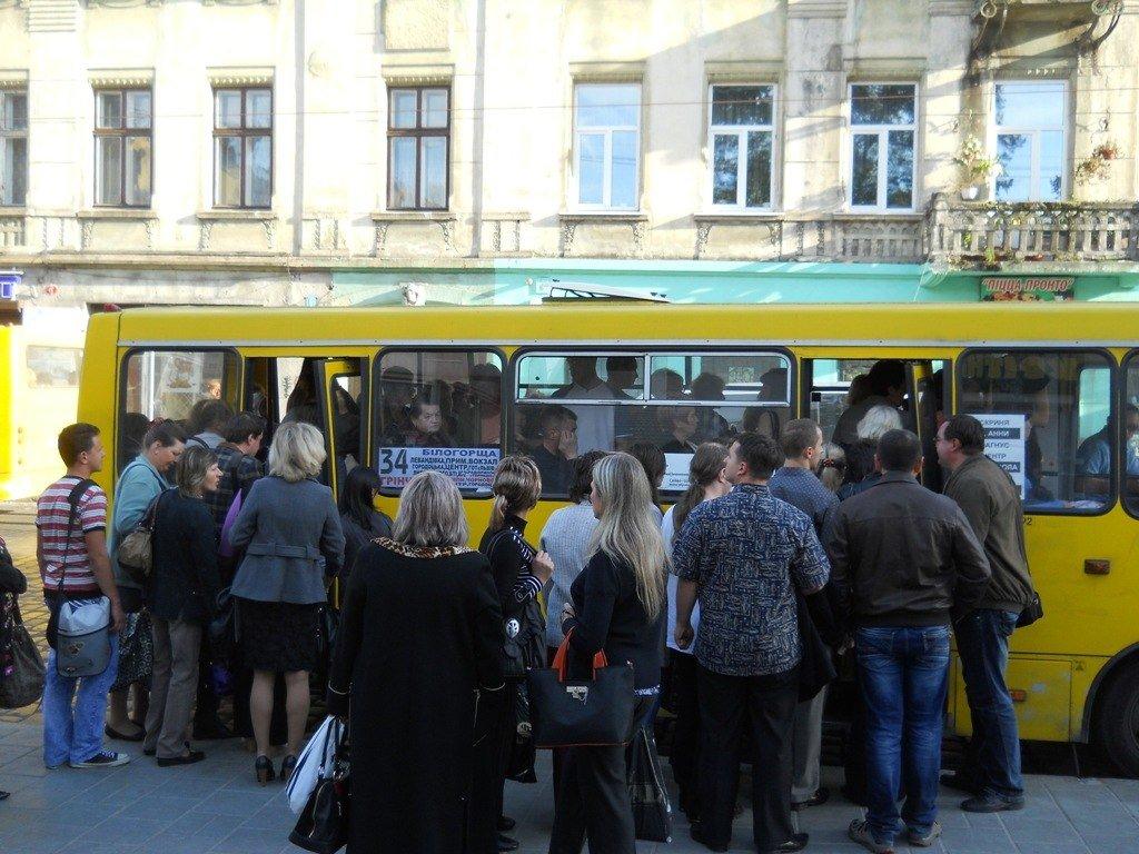 """""""7 чудес"""" львівської маршрутки: за що ми платимо більше, фото-5"""