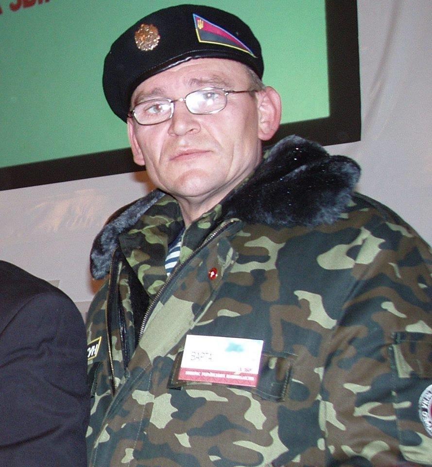 На фото: Микола Рудник