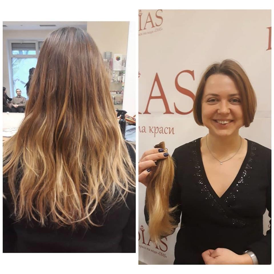 """""""Hair for share"""": як у Львові почали виготовляти перуки  для онкохворих дітей, які втратили своє волосся , фото-2"""