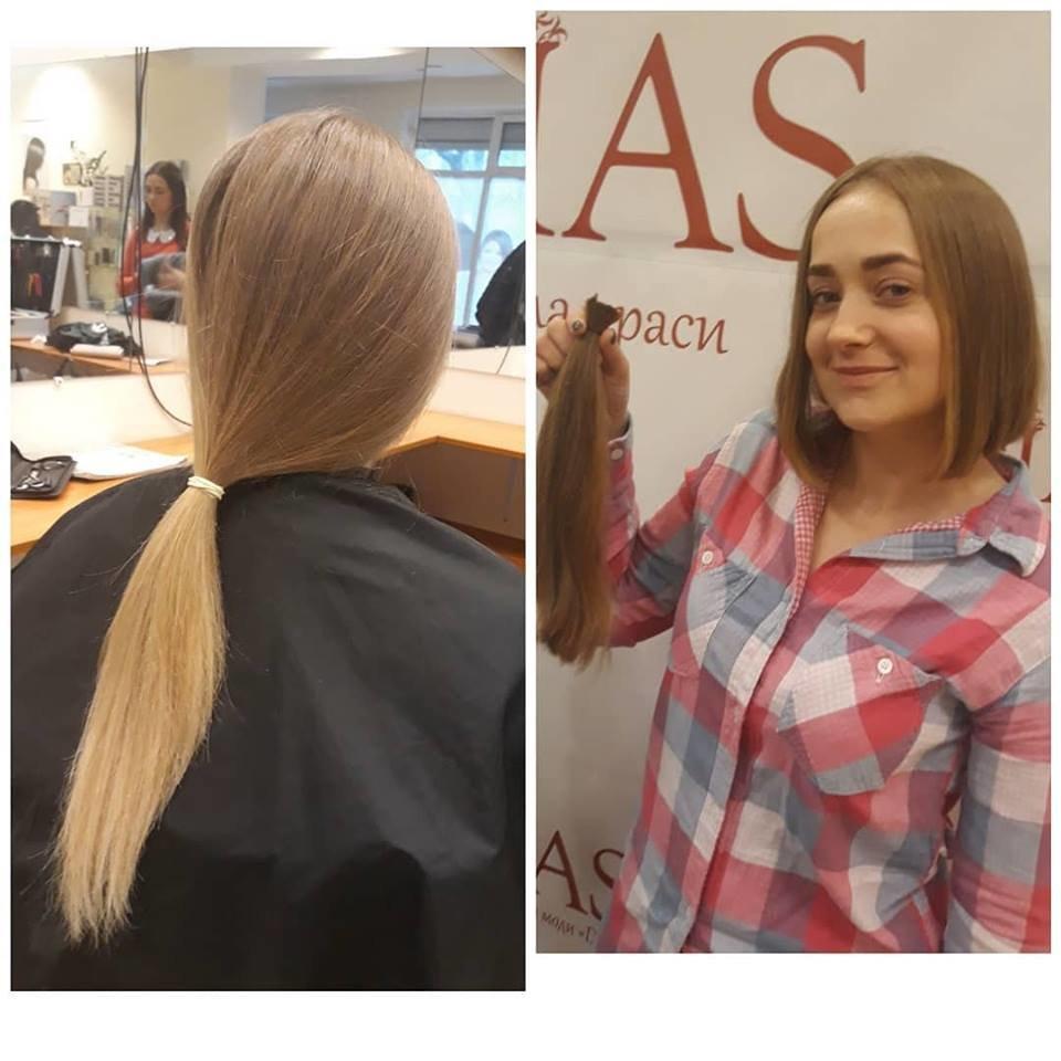 """""""Hair for share"""": як у Львові почали виготовляти перуки  для онкохворих дітей, які втратили своє волосся , фото-3"""