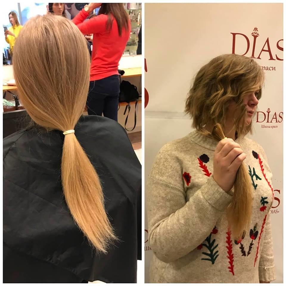 """""""Hair for share"""": як у Львові почали виготовляти перуки  для онкохворих дітей, які втратили своє волосся , фото-4"""