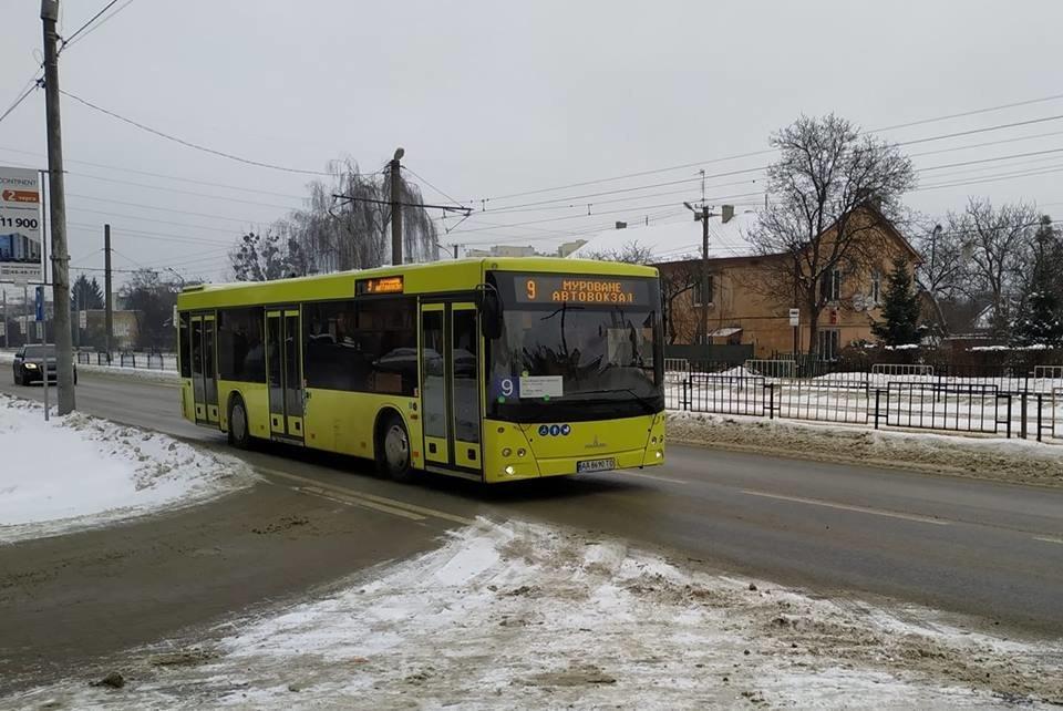 На яких маршрутах у Львові курсують великі автобуси , фото-4