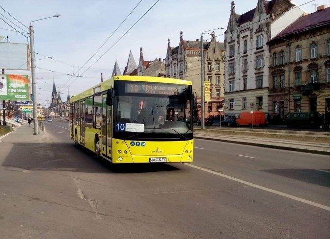 На яких маршрутах у Львові курсують великі автобуси , фото-2