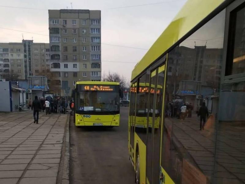 На яких маршрутах у Львові курсують великі автобуси , фото-3