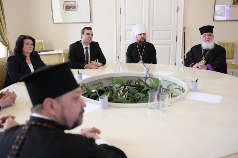 Митрополит Епіфаній у Львові: візит глави ПЦУ у фото, фото-4