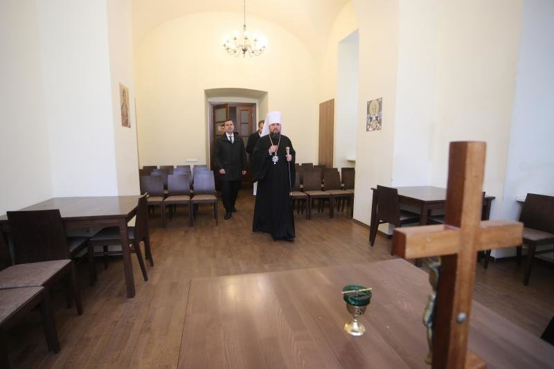 Митрополит Епіфаній у Львові: візит глави ПЦУ у фото, фото-2