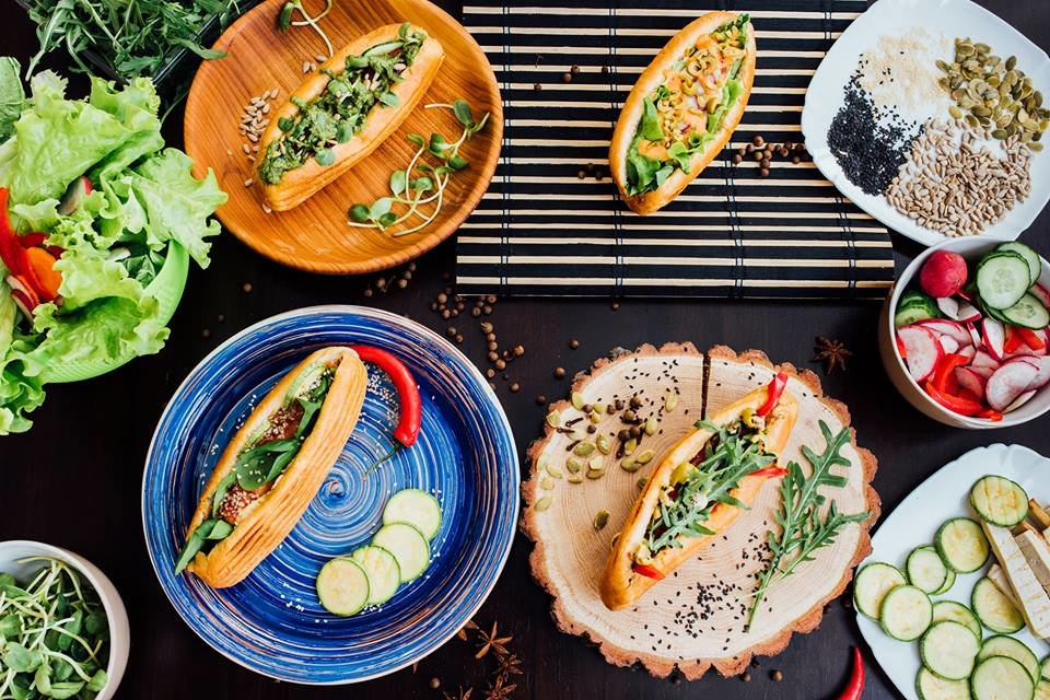 8 закладів з вегетаріанським меню у Львові, де можна смачно поїсти, фото-1