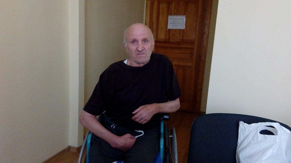 Рідні впізнали чоловіка, який 8 місяців перебував у львівській лікарні без пам'яті, фото-1