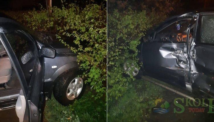 З'явились фото з місця аварії на Львівщині, де загинула 17-річна дівчина, фото-1