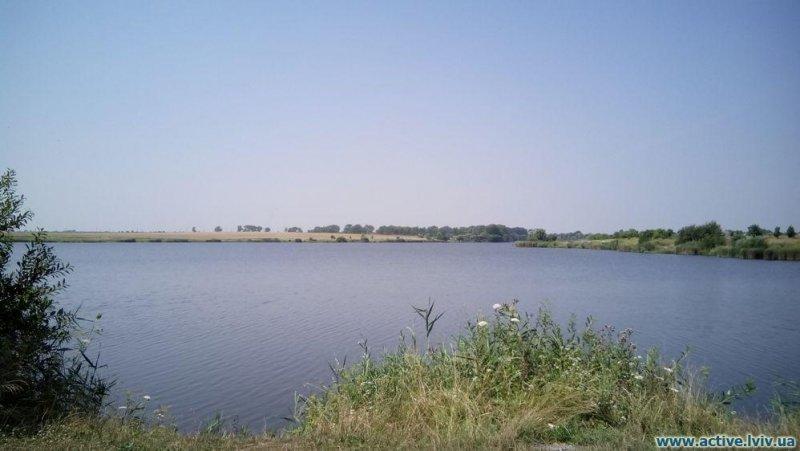 Озера в радіусі до 40 км від Львова, - ІНТЕРАКТИВНА МАПА, фото-4