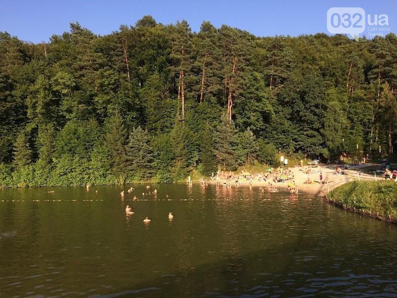 Озера в радіусі до 40 км від Львова, - ІНТЕРАКТИВНА МАПА, фото-3