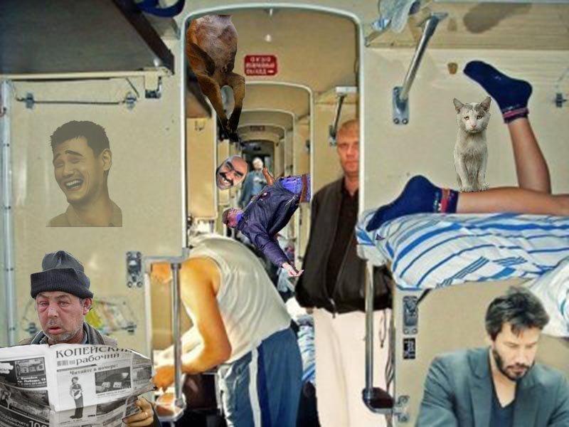 """Як вижити у потягу """"Укрзалізниці"""", їдучи зі Львова  на відпочинок: 9 лайфхаків, які врятують вашу поїздку, фото-1"""