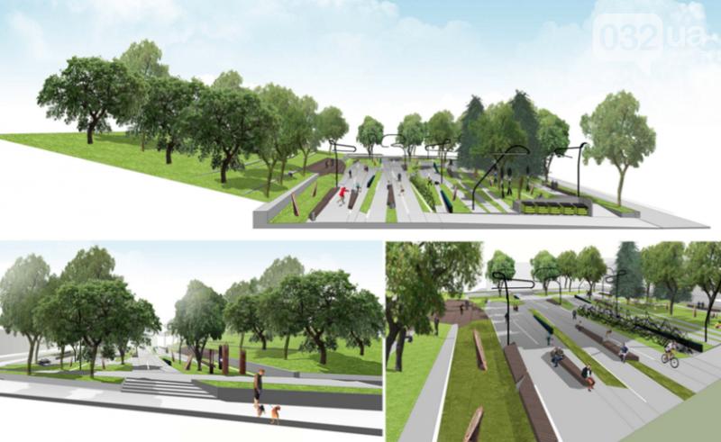 Сквер пам'яті Скрябіну виявився задорогим для Львова, фото-2
