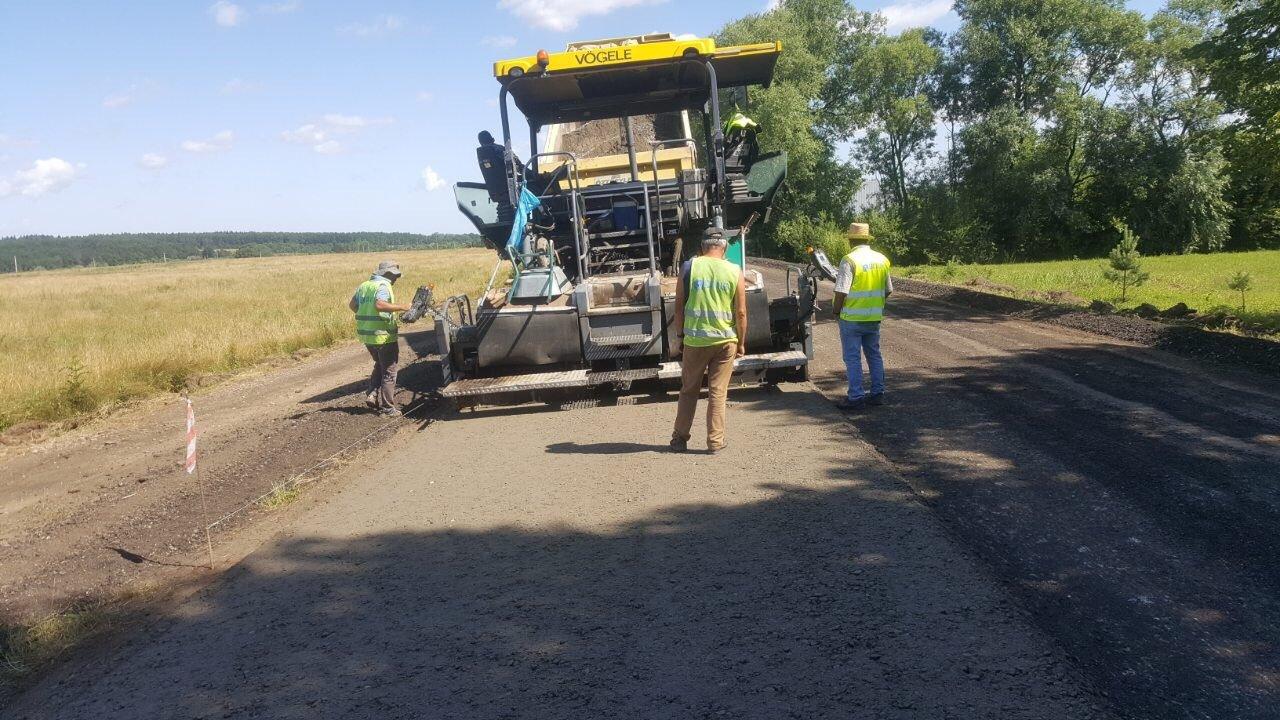 Як відновлюють дорогу Т-14-15 Мостиська — Самбір — Борислав, - ФОТО, фото-2