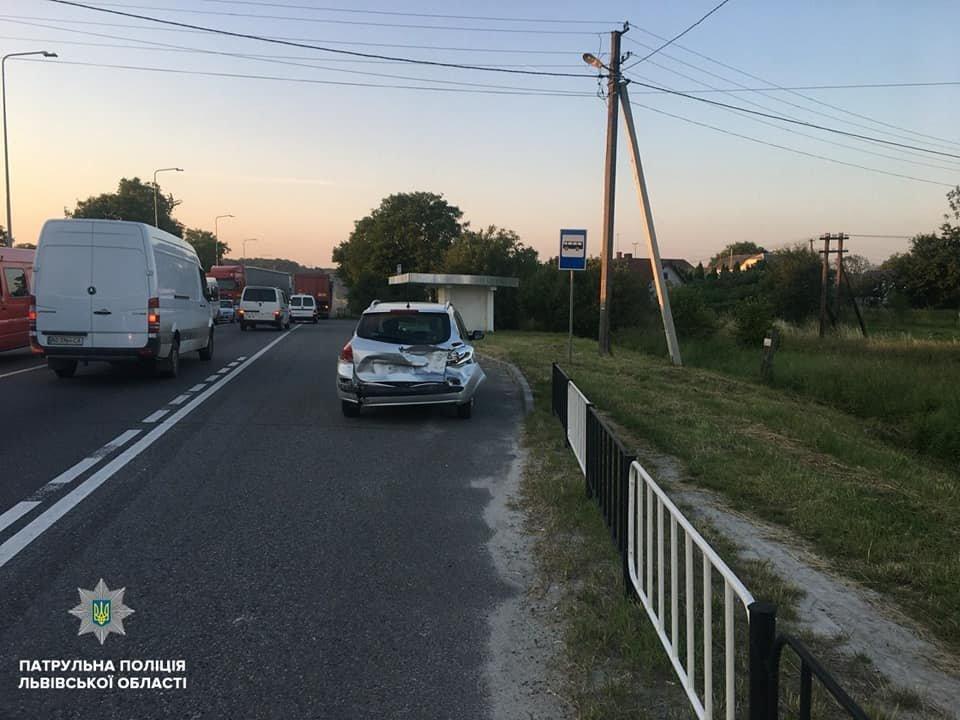6 резонансних ДТП, які сталися у Львові та неподалік нього, за підсумками червня, фото-10