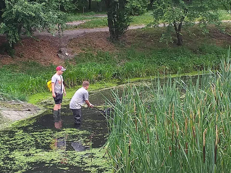 Озеро на Панча: як мешканці Львова змінюють простір довкола себе, фото-11
