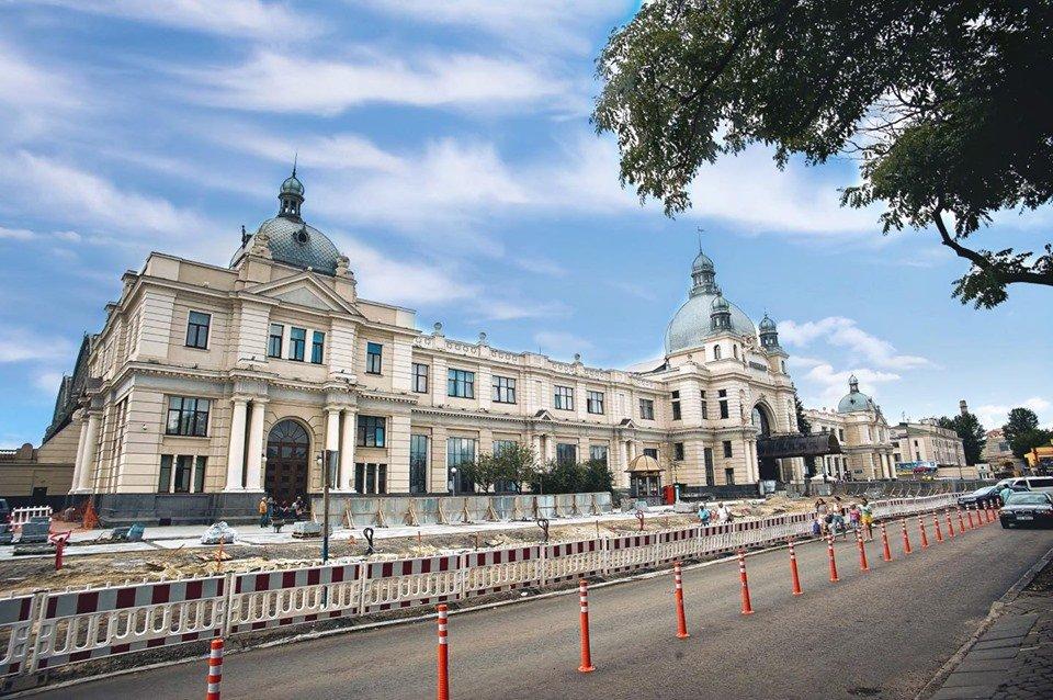 Як модернізують Головний залізничний вокзал у Львові, - ФОТО, фото-1