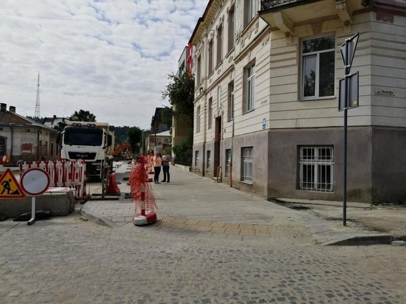 З понеділка у Львові відкриють для проїзду частину Замарстинівської, - ФОТО, фото-9
