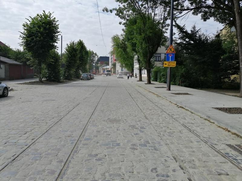 З понеділка у Львові відкриють для проїзду частину Замарстинівської, - ФОТО, фото-1
