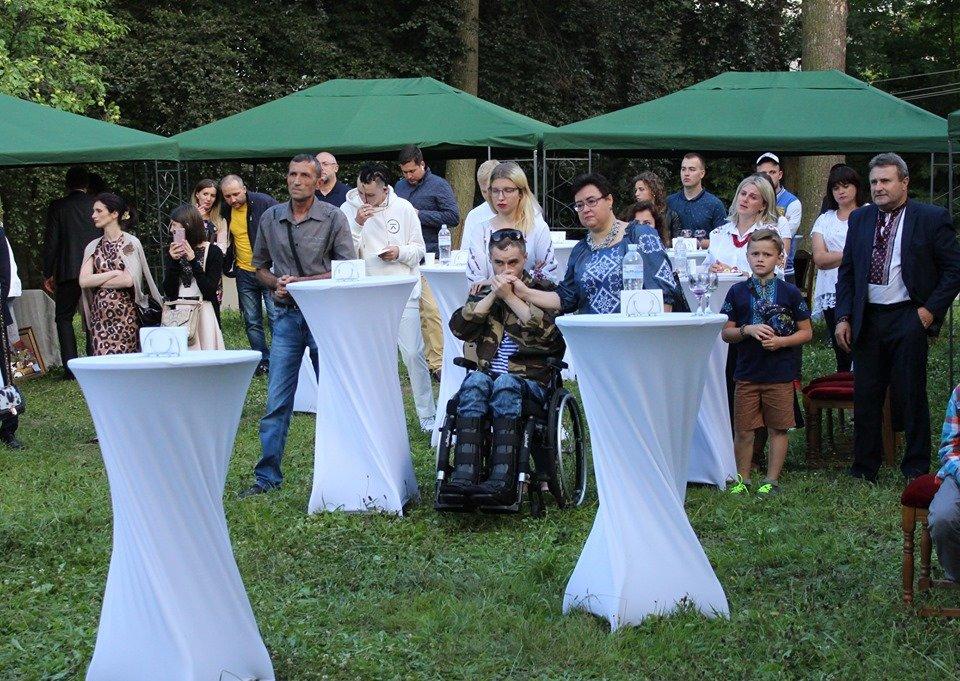 У Львові на благодійному вечорі зібрали кошти для Героя АТО, - ФОТО, фото-1