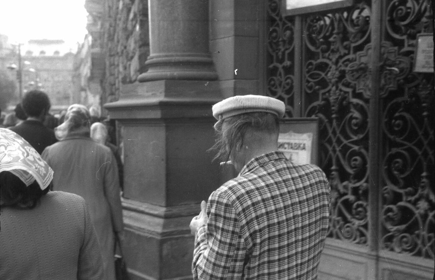 Як виглядали перехожі на вулицях Львова у 1970-х роках, - ФОТО, фото-8
