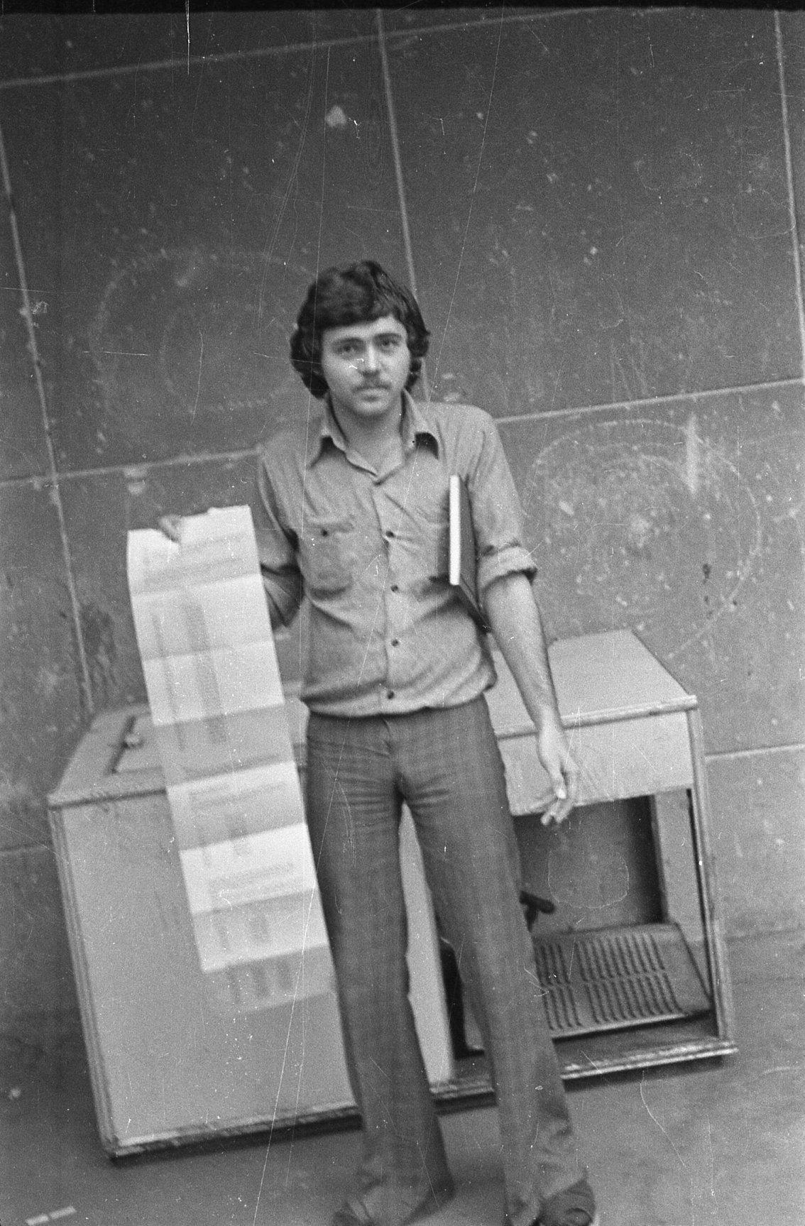 Як виглядали перехожі на вулицях Львова у 1970-х роках, - ФОТО, фото-14